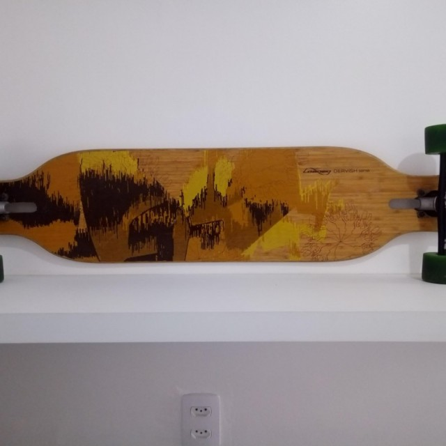 Skate Longboard Loaded Dervish Sama Flex 1