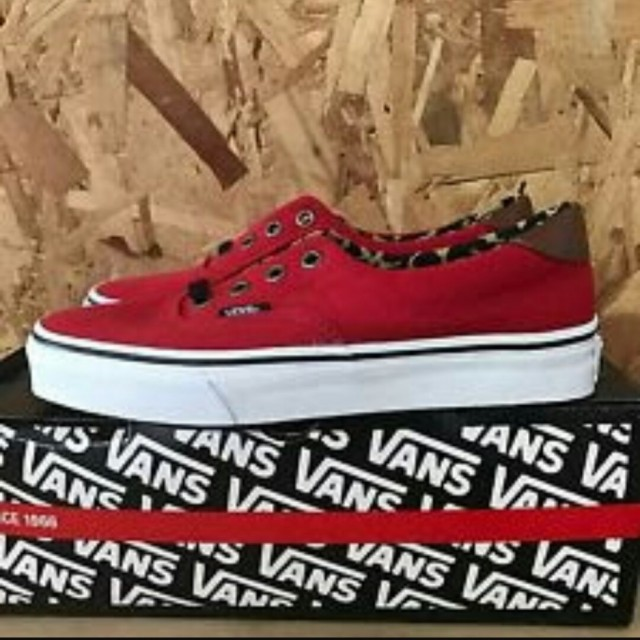 Vans authenhtic